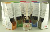 Aromasticks 4-Eck Flaschen-Aromasticks 4-Eck 100ml
